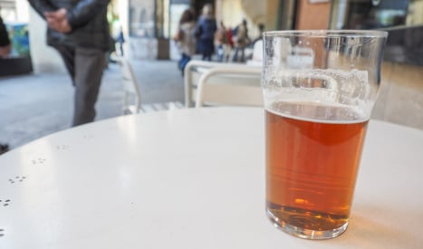 Brits are the biggest drinkers of Italian beer
