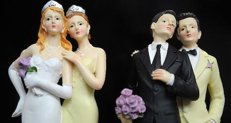 Same-sex marriage 'backed by most Swiss'
