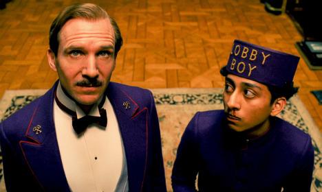 Grand Budapest Hotel, Citizenfour take Oscars
