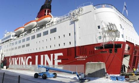 Fourth Swede arrested over ferry 'gang rape'