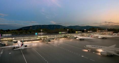 Breakdowns cancel flights at Geneva airport