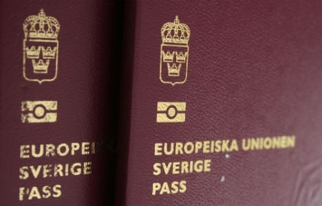 Lost Swedish passports 'should be probed'