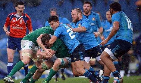 Italy eager to bounce back against England
