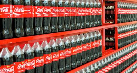 Coca Cola boycott for Spanish parliament?