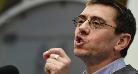 Spain's Podemos denies Latin American financing
