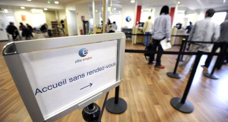 Boost for France as jobless figures fall