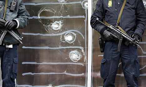Swedish cop prevented larger massacre: claim