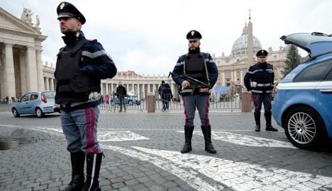 Italy on heightened alert over Islamist threat