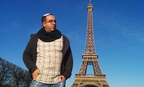 'Fear and loathing' – Being a Jew in Paris