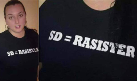 'Racist' top causes stir in Swedish council photo