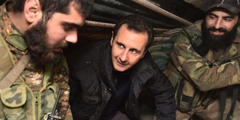 UN envoy: Assad 'part of solution' in Syria
