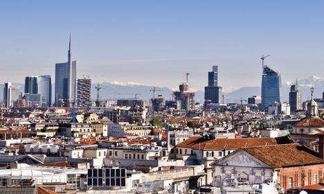 Qatar buys landmark Milan business district