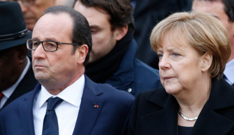 Merkel and Hollande to visit Kiev and Moscow