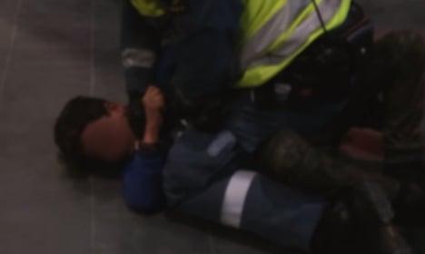 Lost 'beaten' Malmö boy found in Denmark