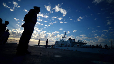 Italy rescues more than 2,000 migrants off Libya