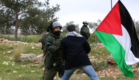 Italy to vote on Palestine State recognition
