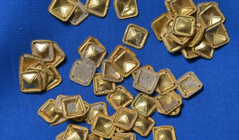 Treasure hunter faces embezzlement charges