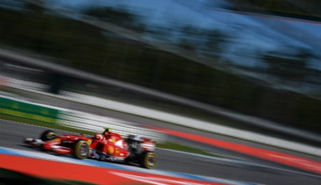 F1 boss 'trying' to save German Grand Prix