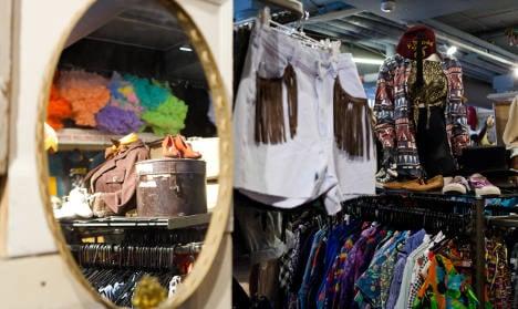 Should Swedish second hand shops pay VAT?