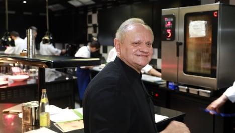 Top French chef slams 'staff mistreatment' claim