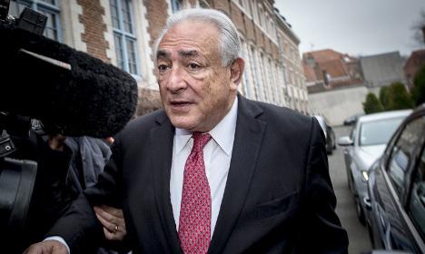 Ex-IMF chief DSK called prostitutes 'equipment'