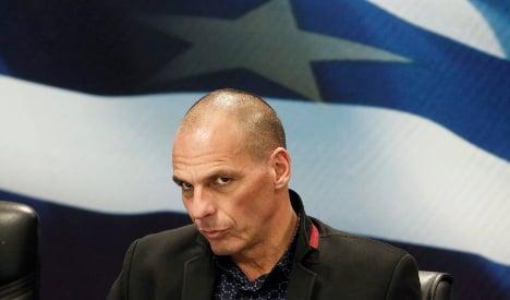 Spoof hails Varoufakis: puts 'hell' in 'Hellenica'