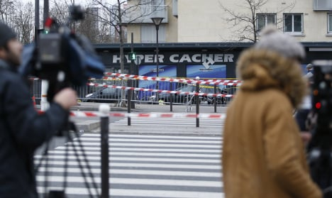French media rapped for Charlie Hebdo coverage