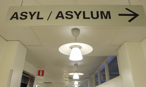 Sweden cuts predicted asylum seeker figures