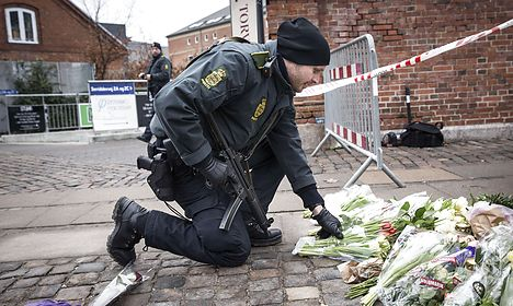Copenhagen attacks: terror into the night