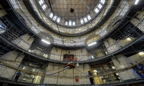 Ex-prisoner sues Berlin for 'too small' jail cells