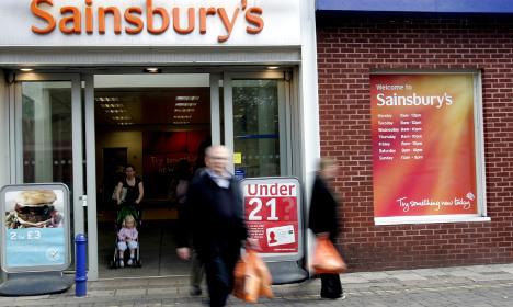 Swedish Fanny blocked by UK supermarket card