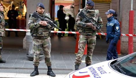 France raises terror threat level for Riviera