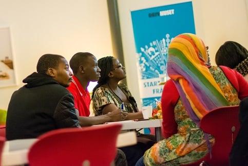 Uppsala network hosts entrepreneurship workshop