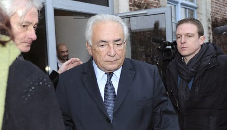 DSK angry over focus on his 'rough' sexual antics