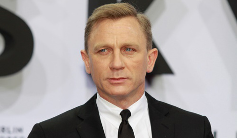Rome residents hope to cash-in on James Bond