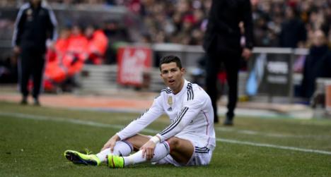 Ronaldo slammed for karaoke after defeat