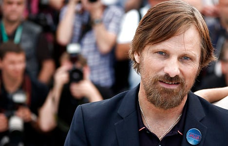 Viggo Mortensen makes Danish-speaking debut