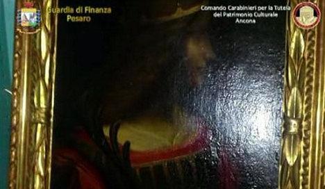 Lost 'Da Vinci' painting seized in Switzerland