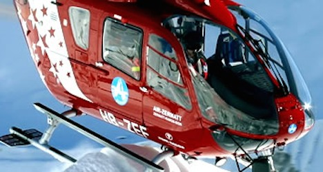 Lone German skier buried by avalanche