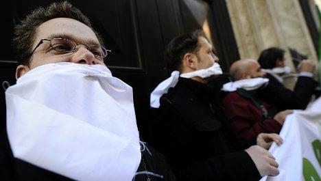 Mafia blamed for Italy's press freedom decline