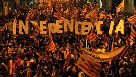 Catalonia prepares ahead of independence vote