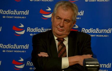 Norway care system 'like Nazis': Czech President
