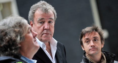 'Top Gear' reportedly cruising to German TV