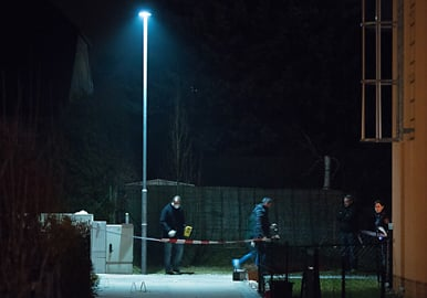 Two injured after Vienna shootings