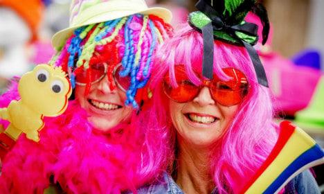 Karneval revellers keep first responders busy