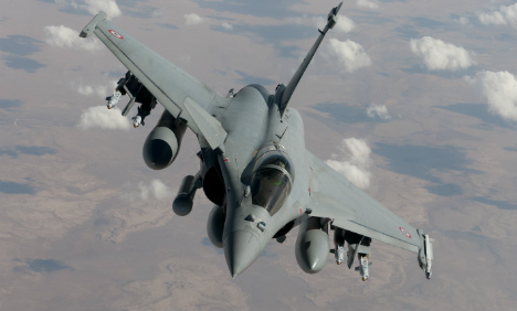 US 'not concerned' by French jet sale to Egypt