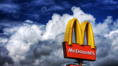 McDonald's accused of huge French tax dodge