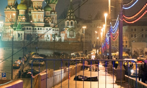 Hollande condemns Boris Nemtsov killing