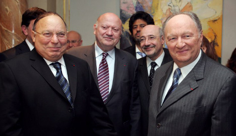 France's Jewish and Muslim leaders fall out