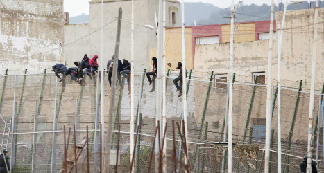 Amnesty slams Spain for migrant care in enclaves